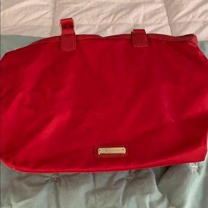 Steven madden red purse 18x13